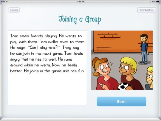 Joining a Group Lesson Summary