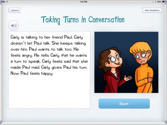 Taking Turns in Convo Lesson Summary