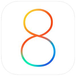 iOS8 icon