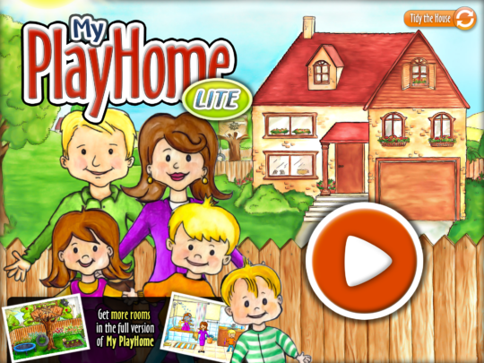 My PlayHome App