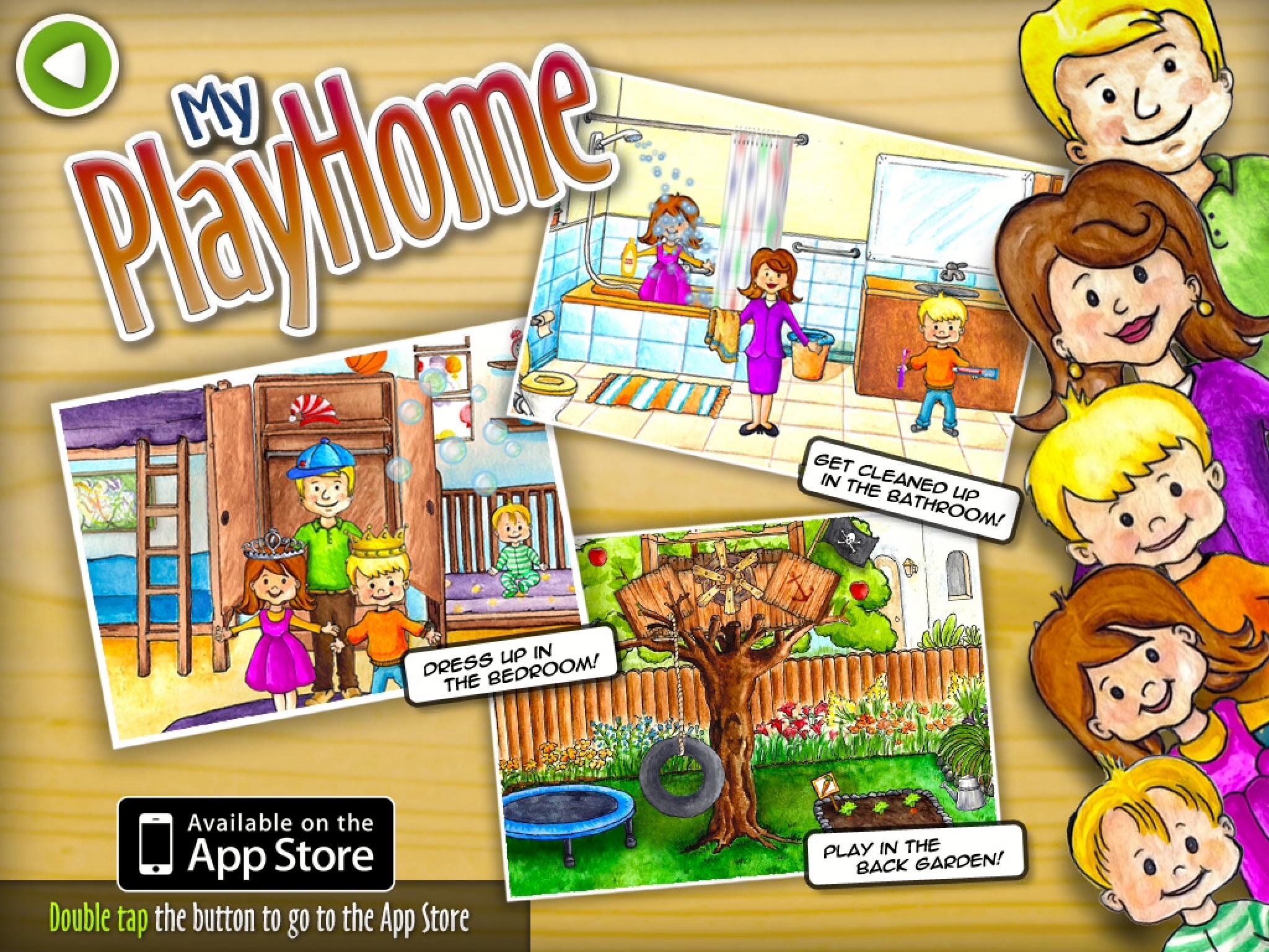 🌈 My play home | My PlayHome : Play Home Doll House Mod APK