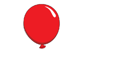 Balloon Pop cause and effect button