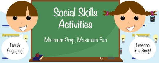 Social Skills Activities - Old | Everyday Speech - Everyday