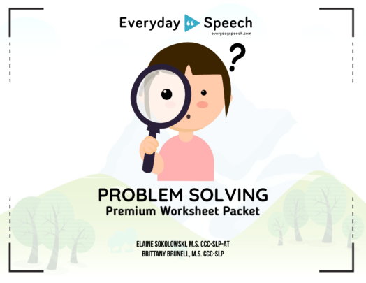 Problem Solving Packet