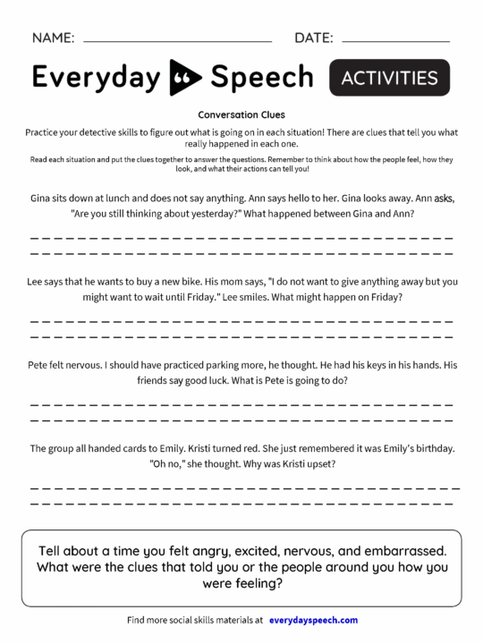 photograph about Free Printable Speech Therapy Materials identified as Worksheets - Day-to-day Speech