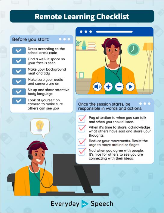 Remote Learning Checklist