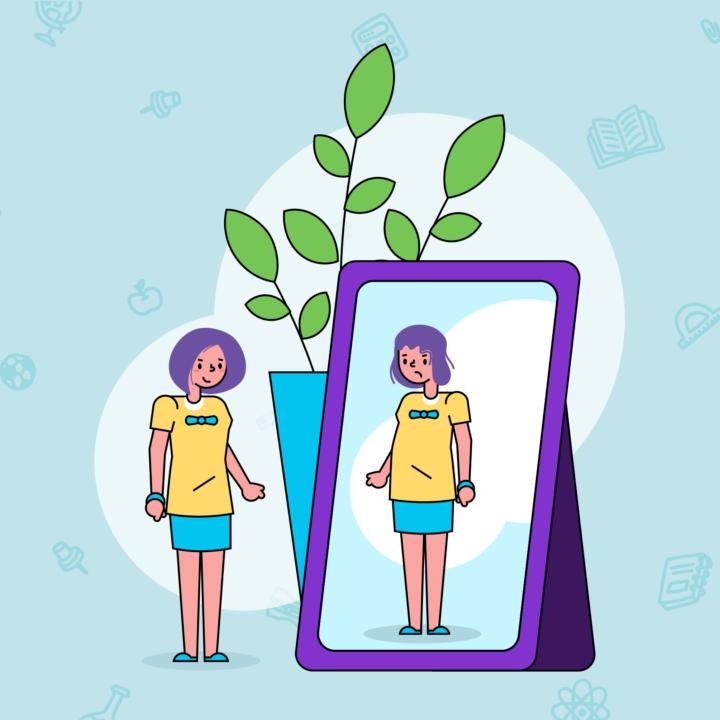 self-esteem and self-worth header image