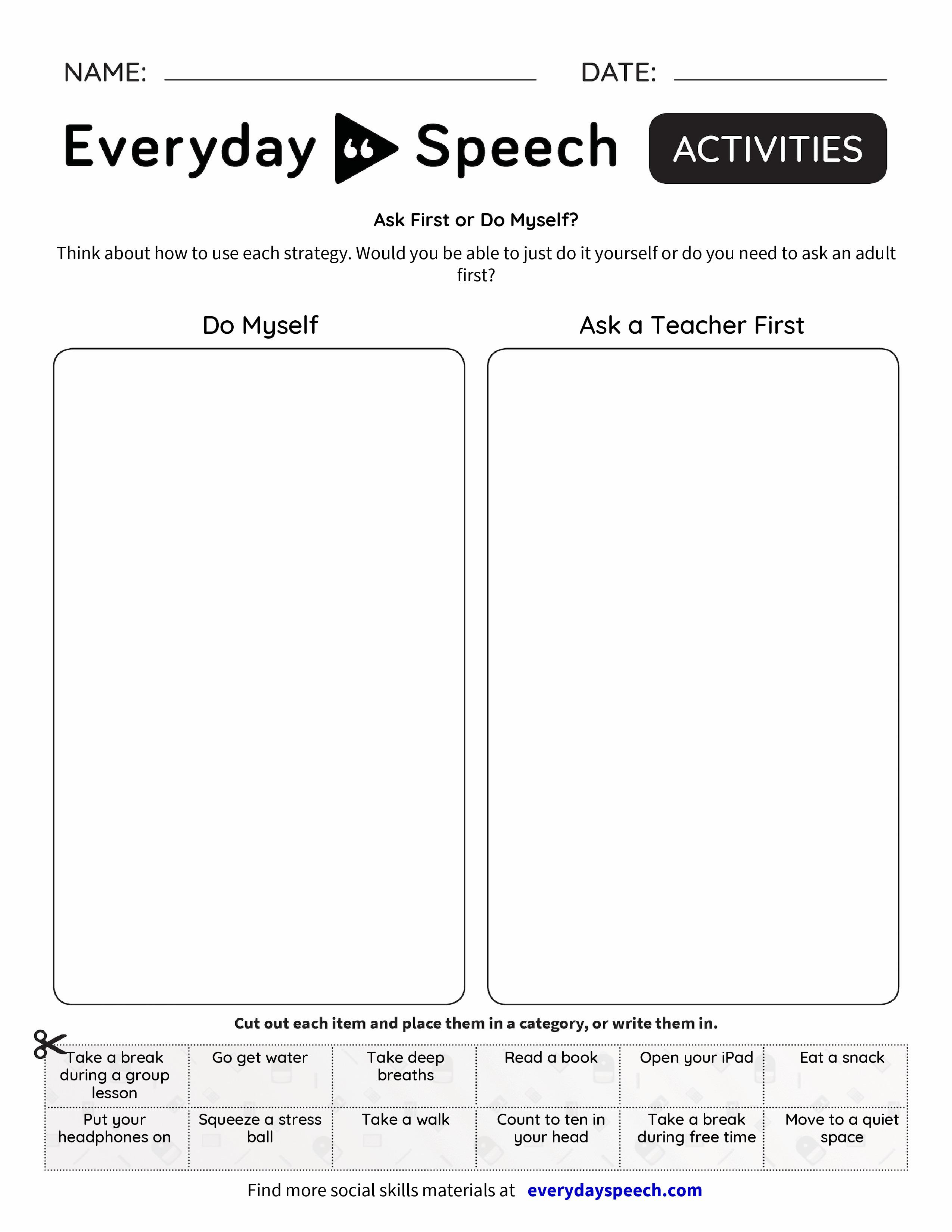 Ask first or do myself everyday speech everyday speech preview solutioingenieria Choice Image