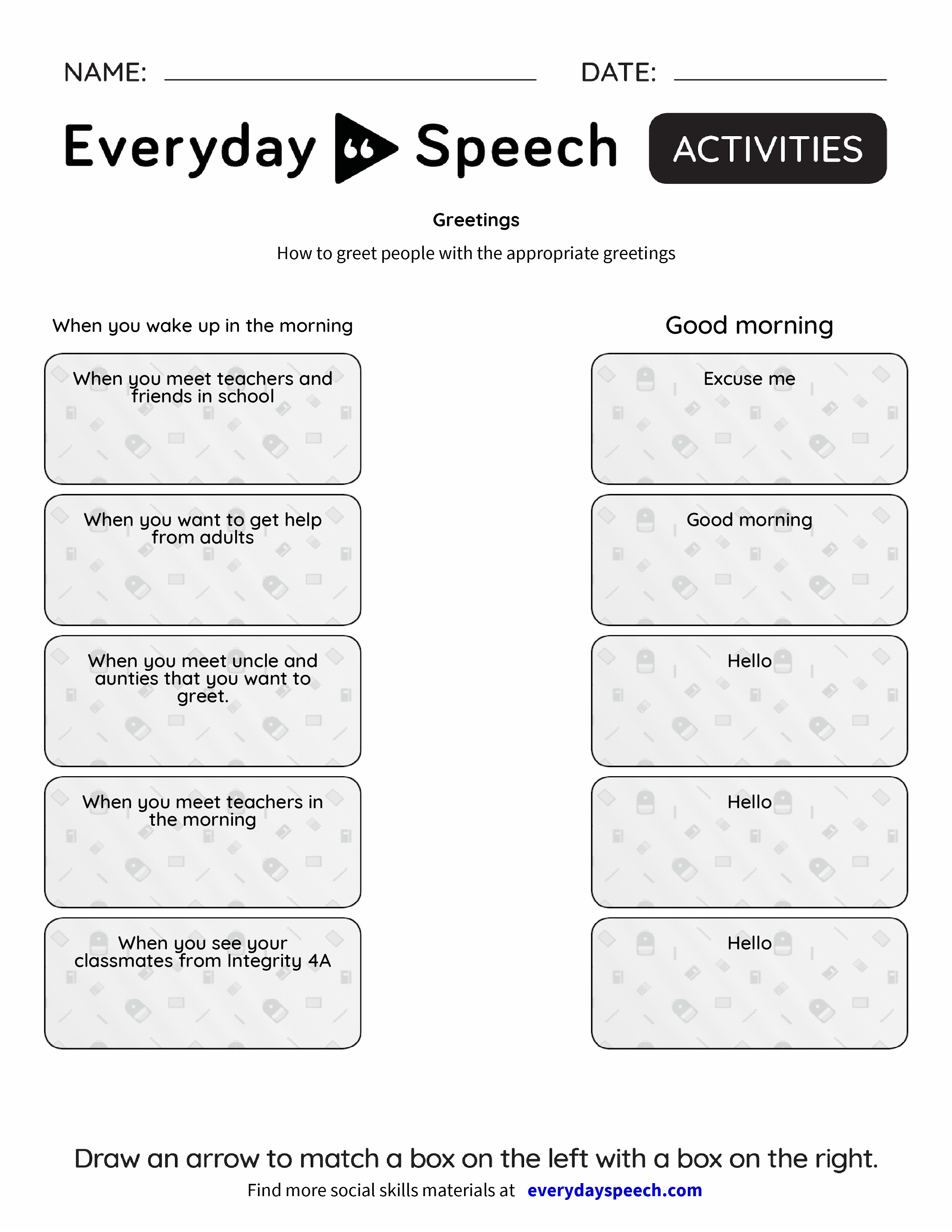 Greetings everyday speech everyday speech preview m4hsunfo