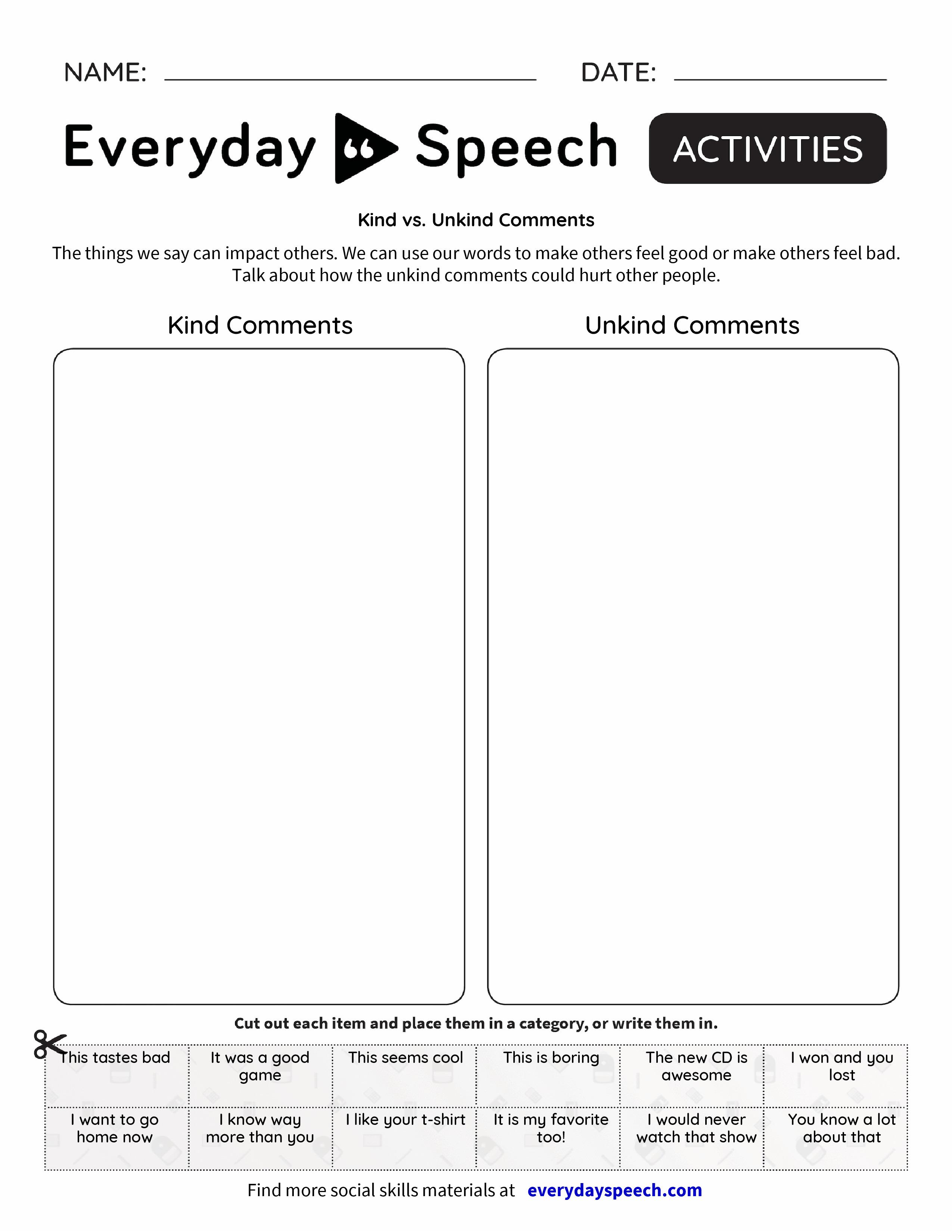 100 Make Worksheets – How to Make Worksheets