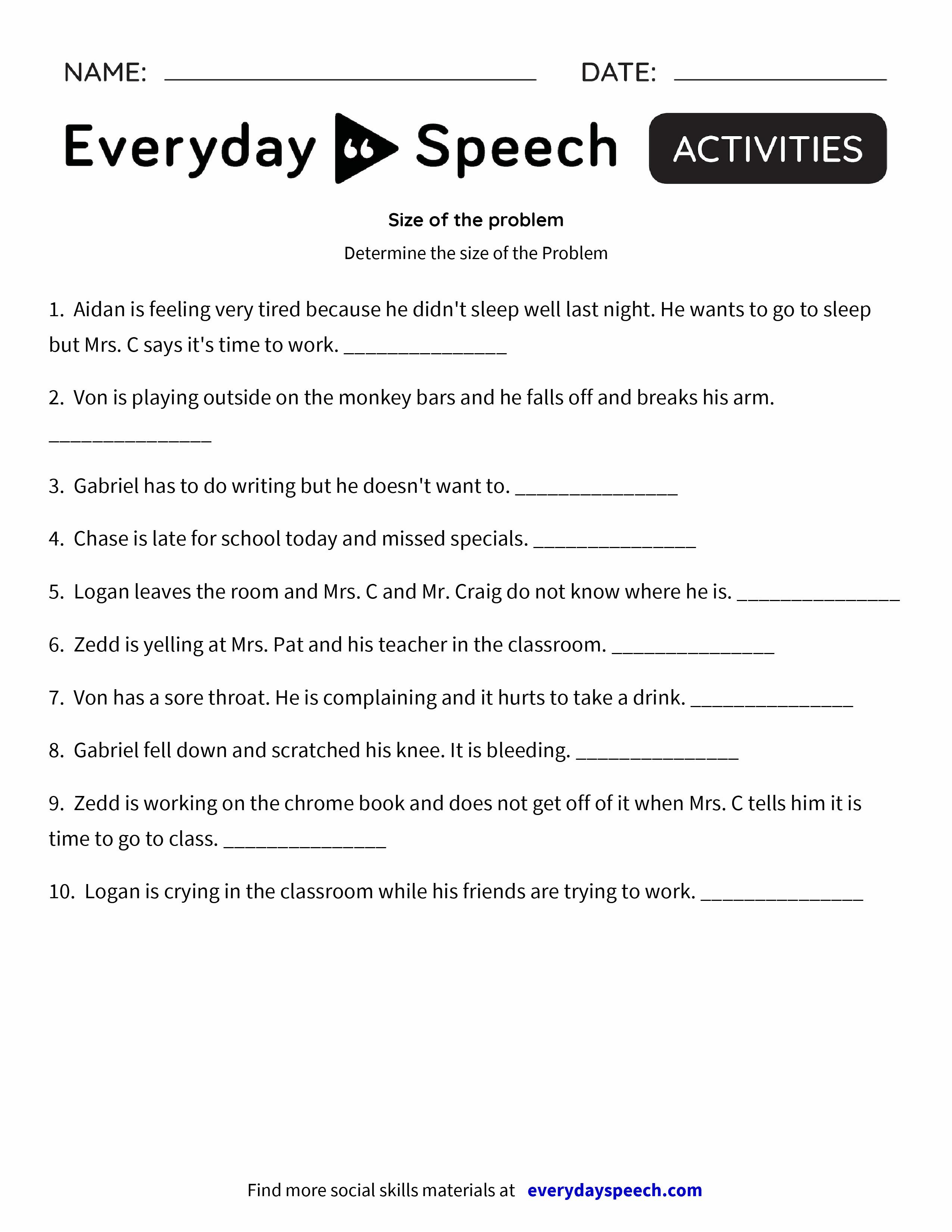 Worksheets – Worksheet Work