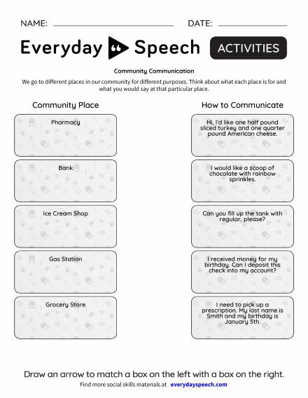 Community Communication