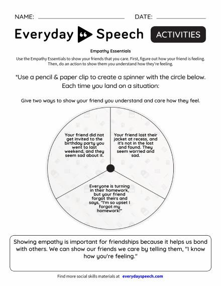 Empathy Essentials