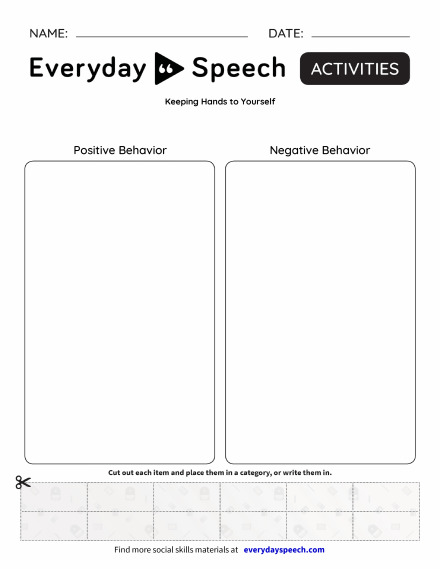 newest worksheets everyday speech everyday speech. Black Bedroom Furniture Sets. Home Design Ideas
