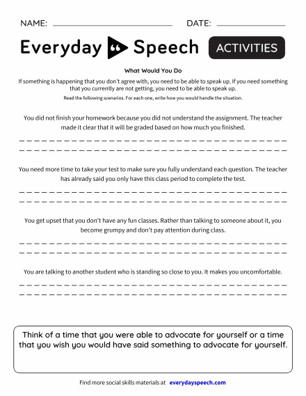 Free Rainforest Worksheets Word Worksheets  Everyday Speech  Everyday Speech 2nd Grade Math Test Worksheets Word with 8th Grade Linear Equations Worksheets Pdf What Would You Do Short A Words Worksheets Excel
